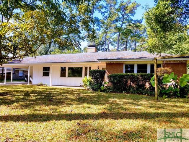 9240 Garland Drive, Savannah, GA 31406 (MLS #211330) :: The Arlow Real Estate Group