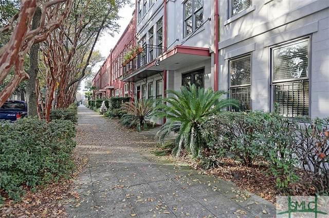 432 E Oglethorpe Avenue, Savannah, GA 31401 (MLS #217565) :: The Arlow Real Estate Group