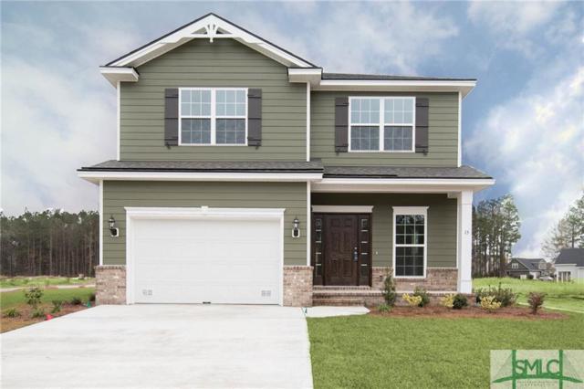 15 Sweetgrass Lane, Richmond Hill, GA 31324 (MLS #175547) :: Coastal Savannah Homes