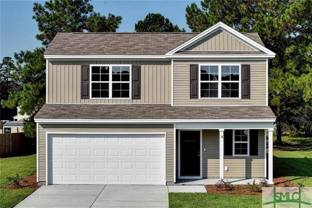 14 Summer Place Drive, Guyton, GA 31312 (MLS #205754) :: The Sheila Doney Team
