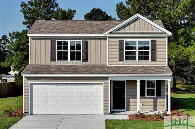 14 Summer Place Drive, Guyton, GA 31312 (MLS #205754) :: McIntosh Realty Team