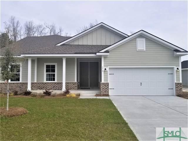 175 Beecher Drive, Richmond Hill, GA 31324 (MLS #209579) :: The Arlow Real Estate Group