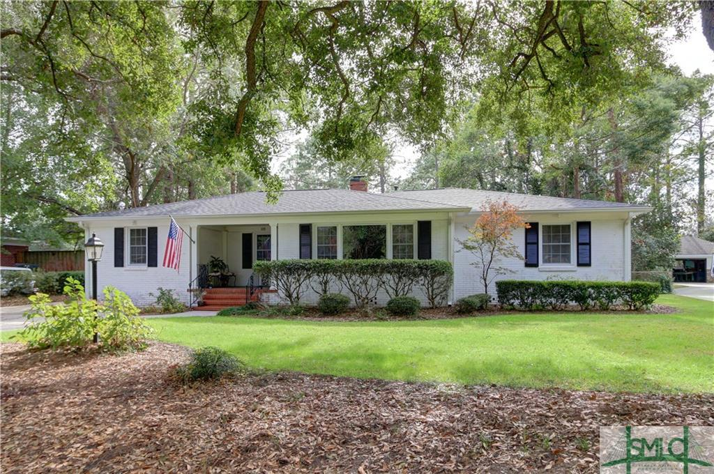 115 Andover Drive, Savannah, GA 31405 (MLS #164014) :: Keller ...