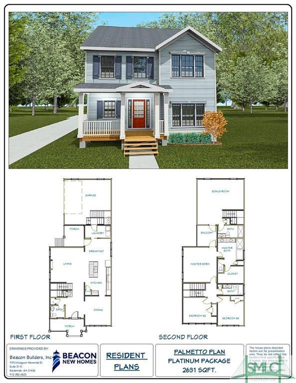 123 Bluffside Circle, Savannah, GA 31404 (MLS #171699) :: Coastal Savannah Homes
