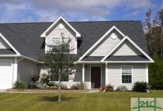19 Gimbal Circle, Port Wentworth, GA 31407 (MLS #175103) :: The Arlow Real Estate Group