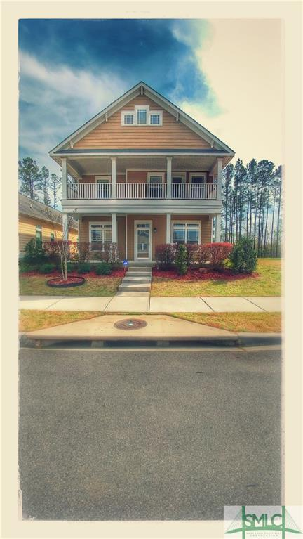 133 Moonlight Trail, Port Wentworth, GA 31407 (MLS #175401) :: The Arlow Real Estate Group