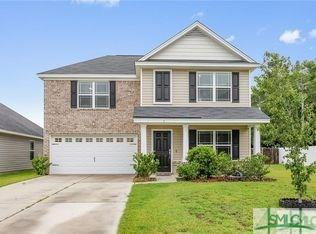 2 Braxton Manor Drive Drive, Port Wentworth, GA 31407 (MLS #175697) :: The Arlow Real Estate Group