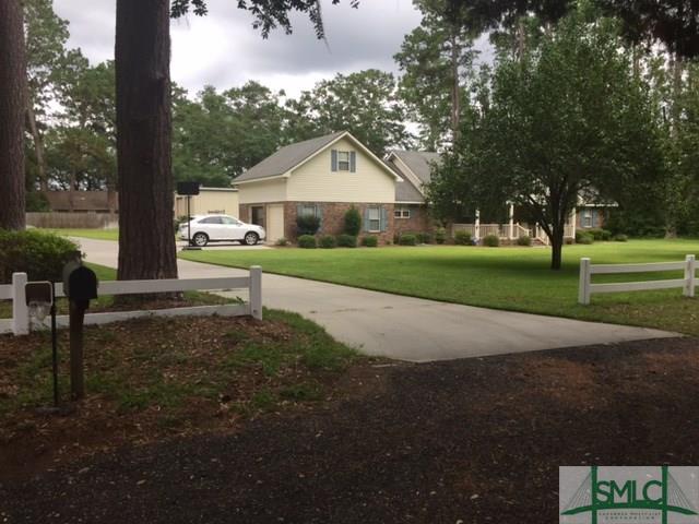 9170 Creekwood Road, Savannah, GA 31406 (MLS #175734) :: Teresa Cowart Team