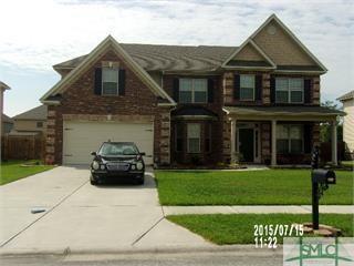 158 Clover Point Circle, Guyton, GA 31312 (MLS #175784) :: Teresa Cowart Team