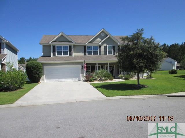 33 Crossgate Court, Pooler, GA 31322 (MLS #176320) :: Coastal Savannah Homes