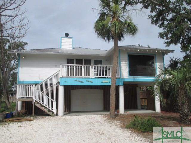 1402 Solomon Avenue, Tybee Island, GA 31328 (MLS #176805) :: Coastal Savannah Homes