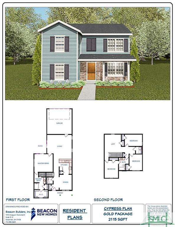 203 Dogwood Circle, Port Wentworth, GA 31407 (MLS #177300) :: The Arlow Real Estate Group