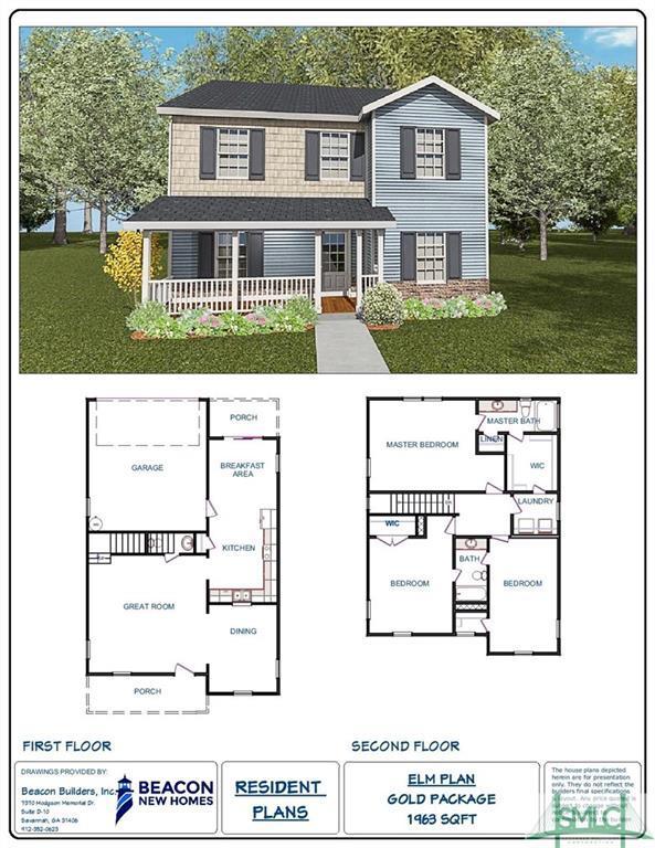 204 Dogwood Circle, Port Wentworth, GA 31407 (MLS #177304) :: The Arlow Real Estate Group