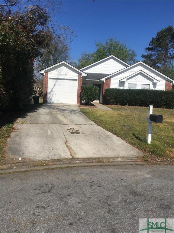 5 Blockdale Court, Savannah, GA 31410 (MLS #177761) :: Coastal Savannah Homes