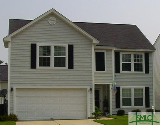 10 Holly Springs Circle, Port Wentworth, GA 31407 (MLS #178037) :: The Arlow Real Estate Group