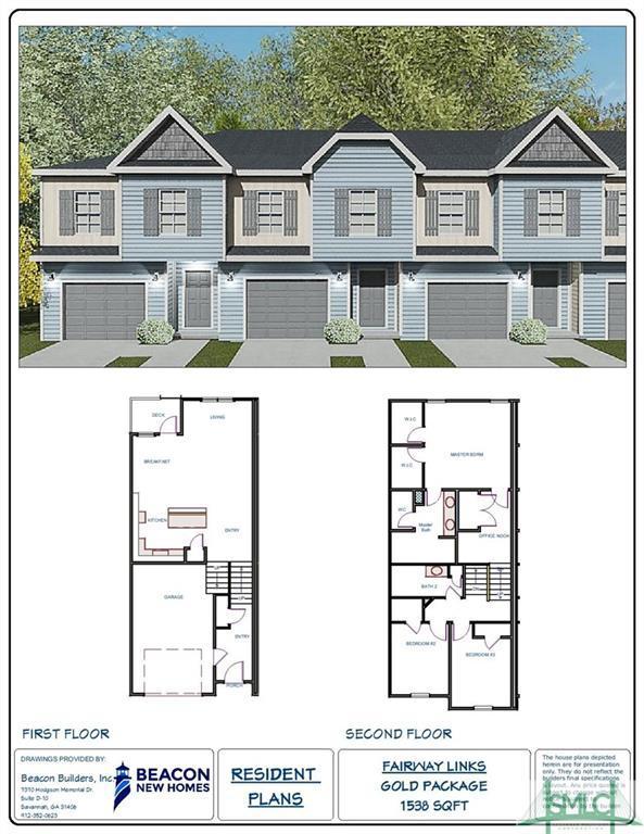 50 Horizon Lane, Richmond Hill, GA 31324 (MLS #178132) :: Teresa Cowart Team