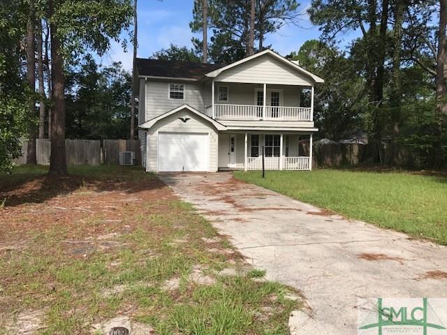 903 Mandarin Drive, Hinesville, GA 31313 (MLS #178326) :: The Arlow Real Estate Group