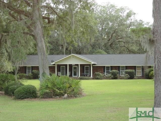 3746 Highway 196 W, Hinesville, GA 31313 (MLS #178381) :: The Arlow Real Estate Group