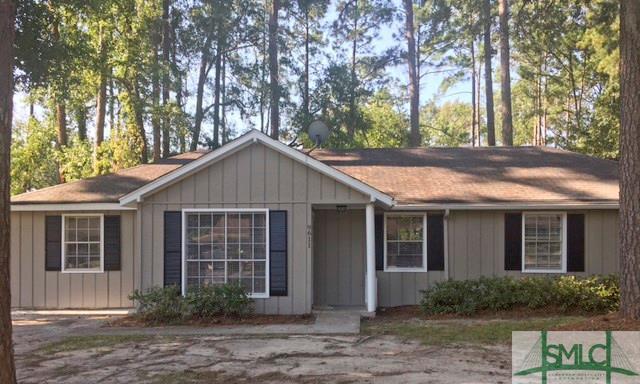 9611 Dunwoody Drive, Savannah, GA 31406 (MLS #179219) :: Coastal Savannah Homes
