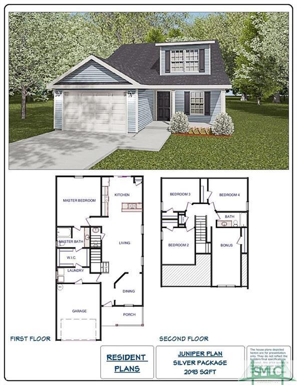 11 Glenmore Drive, Guyton, GA 31312 (MLS #179360) :: Coastal Savannah Homes