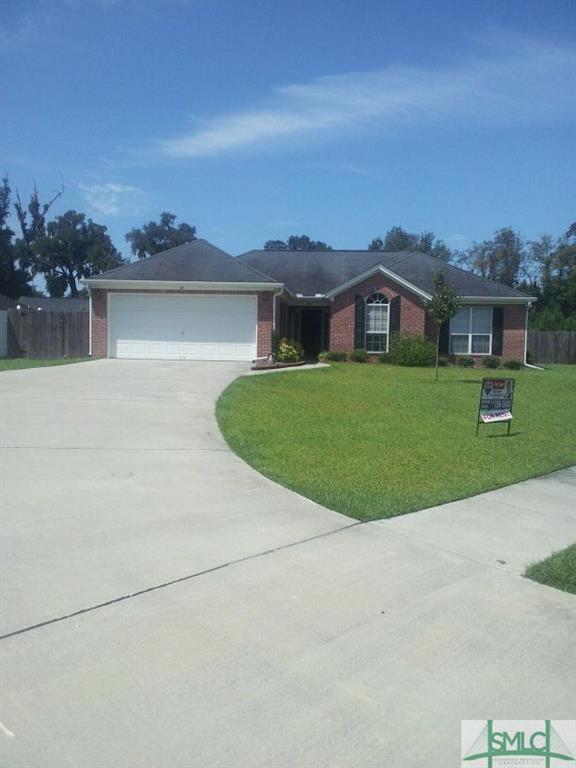 90 Reese Drive, Richmond Hill, GA 31324 (MLS #179367) :: Coastal Savannah Homes