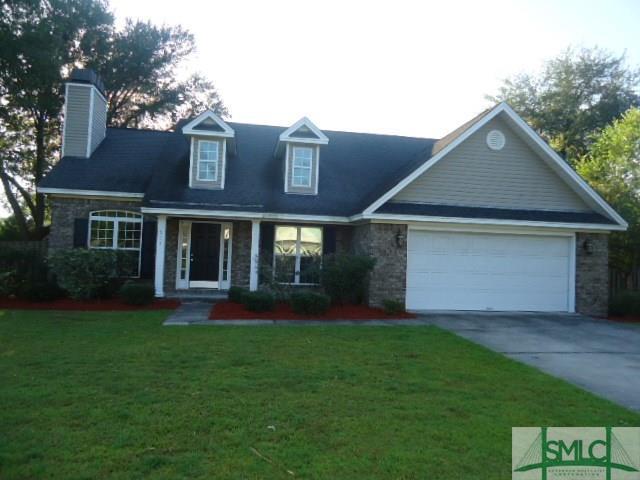 511 Cobblestone Circle, Bloomingdale, GA 31302 (MLS #179412) :: Coastal Savannah Homes
