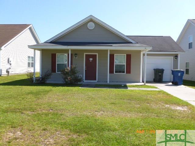 60 Corsair Circle, Port Wentworth, GA 31407 (MLS #181108) :: The Arlow Real Estate Group