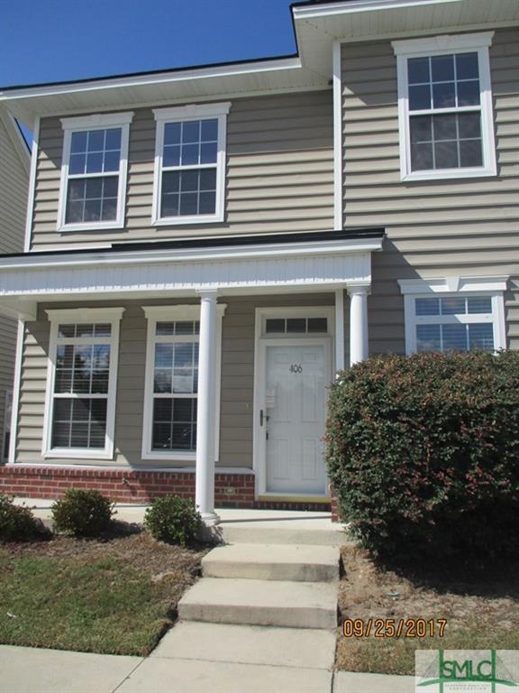 406 Conley Drive, Hinesville, GA 31313 (MLS #181196) :: Teresa Cowart Team