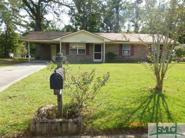 1285 Estates Way, Pooler, GA 31322 (MLS #181370) :: The Arlow Real Estate Group