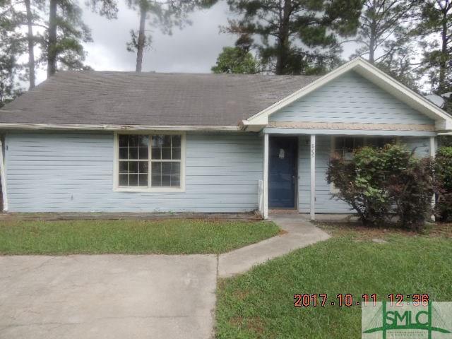 809 Olive Street, Hinesville, GA 31313 (MLS #181492) :: Teresa Cowart Team