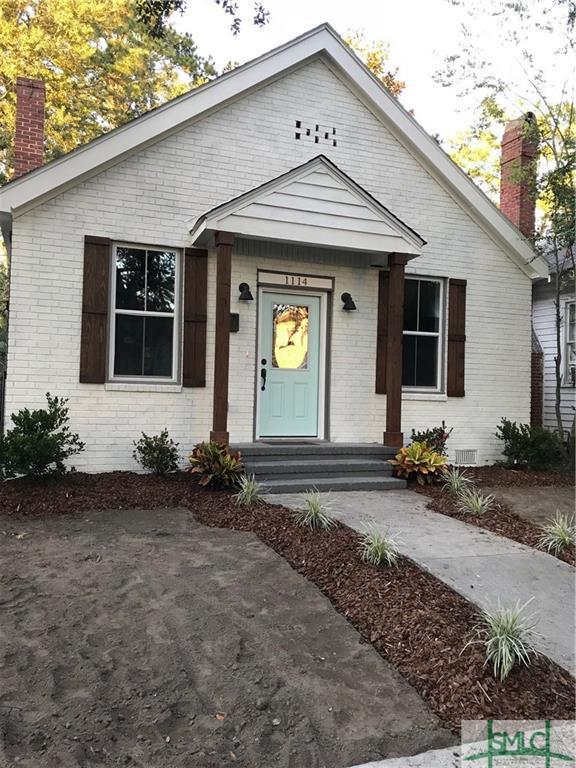1114 E 42nd Street, Savannah, GA 31404 (MLS #181527) :: Teresa Cowart Team