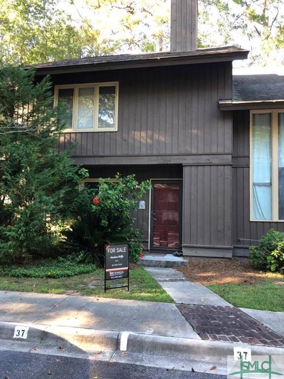 38 Vernon River Drive, Savannah, GA 31419 (MLS #181643) :: Coastal Savannah Homes