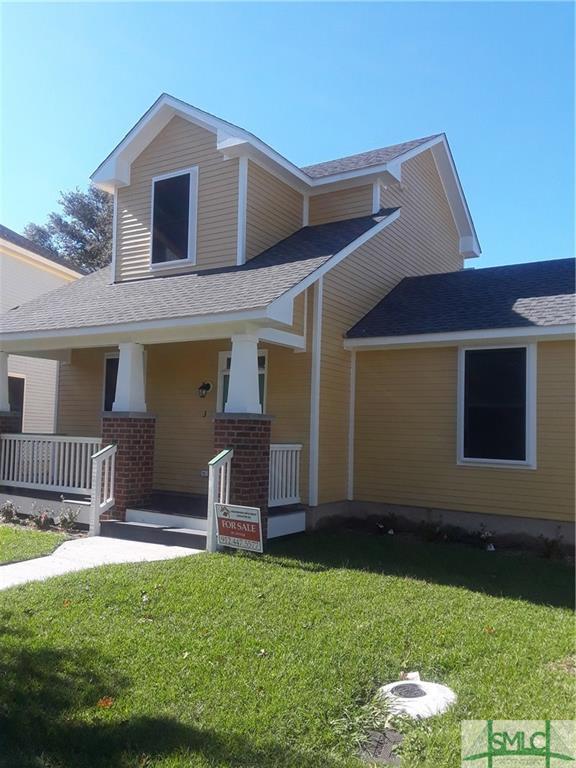 15 Inspiration Way, Savannah, GA 31404 (MLS #181966) :: Coastal Savannah Homes