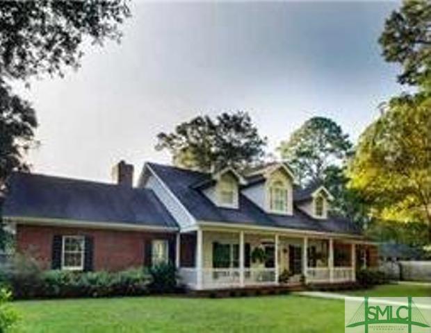 618 Wau Bun Drive, Savannah, GA 31419 (MLS #182014) :: Karyn Thomas