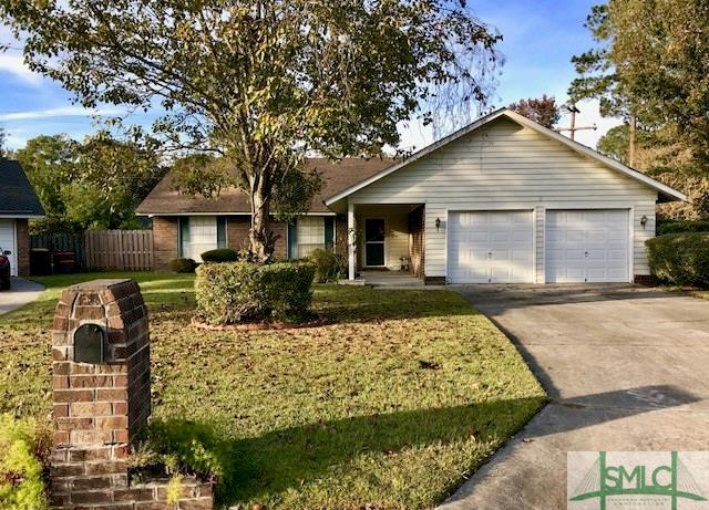 2 Sugar Bush Court, Savannah, GA 31406 (MLS #182632) :: Coastal Savannah Homes