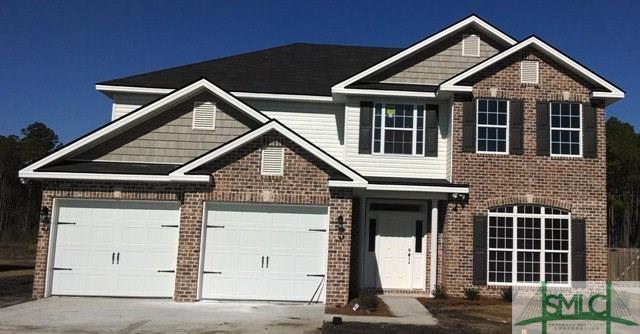 1070 Marne, Hinesville, GA 31313 (MLS #182831) :: Coastal Savannah Homes