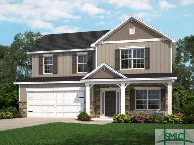 22 Bridlington Way, Savannah, GA 31407 (MLS #183254) :: Coastal Savannah Homes