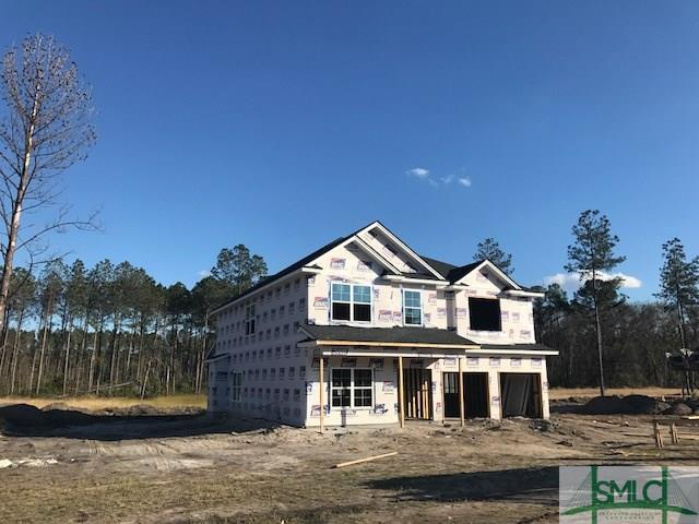 159 Kerry Drive, Richmond Hill, GA 31324 (MLS #183356) :: The Arlow Real Estate Group