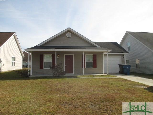 60 Corsair Circle, Port Wentworth, GA 31407 (MLS #183464) :: The Arlow Real Estate Group