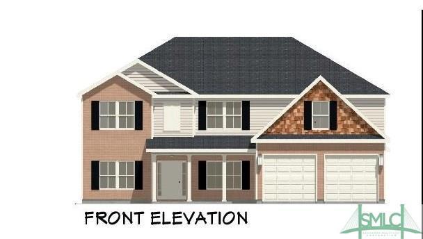 130 Aquaduct Drive, Rincon, GA 31326 (MLS #184147) :: Coastal Savannah Homes