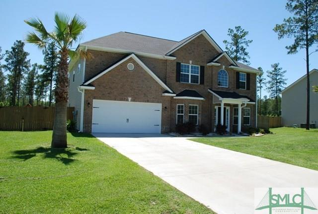 158 Canterbury Drive NE, Ludowici, GA 31316 (MLS #184217) :: Coastal Savannah Homes