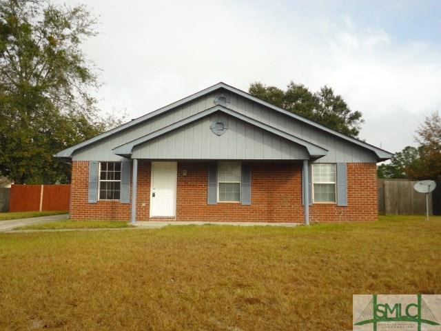 1449 Firefinder Lane, Hinesville, GA 31313 (MLS #184249) :: Coastal Savannah Homes