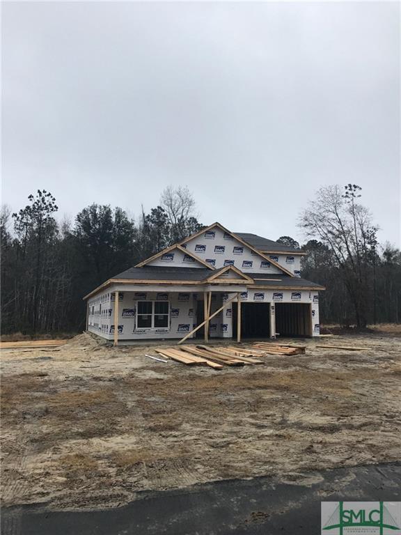409 Kerry Drive, Richmond Hill, GA 31324 (MLS #184563) :: Coastal Savannah Homes