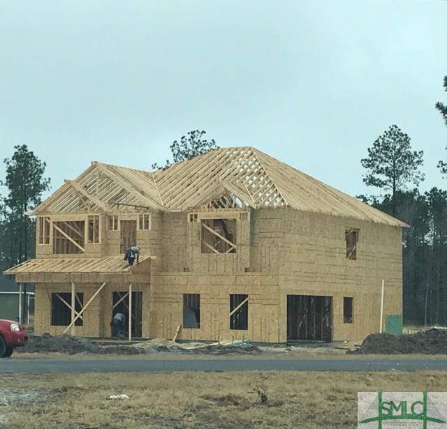 19 Bay Tree Court, Richmond Hill, GA 31324 (MLS #184566) :: Coastal Savannah Homes