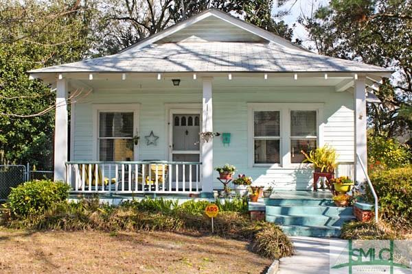 1226 E 48th Street, Savannah, GA 31404 (MLS #184570) :: Coastal Savannah Homes