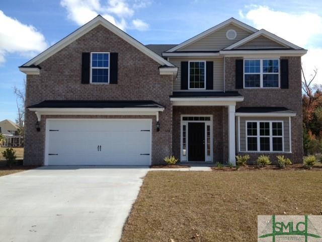 62 Dunnoman Drive, Savannah, GA 31419 (MLS #184610) :: Coastal Savannah Homes