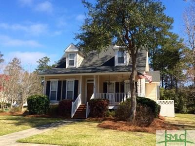 126 Cottage Court, Richmond Hill, GA 31324 (MLS #184962) :: The Arlow Real Estate Group
