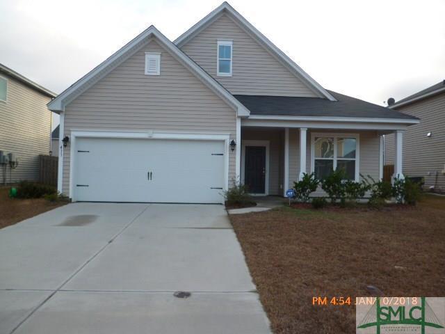 413 Lions Den Drive, Pooler, GA 31322 (MLS #185208) :: Coastal Savannah Homes