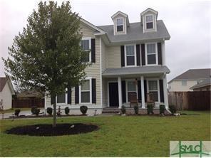 204 Pine Forest Lane, Pooler, GA 31322 (MLS #185277) :: Karyn Thomas