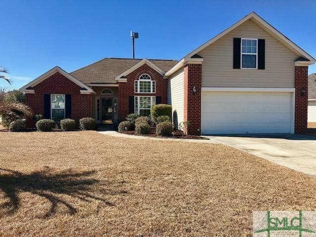 268 Pink Dogwood Lane, Pooler, GA 31322 (MLS #185396) :: Coastal Savannah Homes